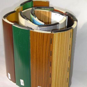 Tapparella in alluminio coinbentato isolante dal freddo e dal caldo vasta scelta di colori
