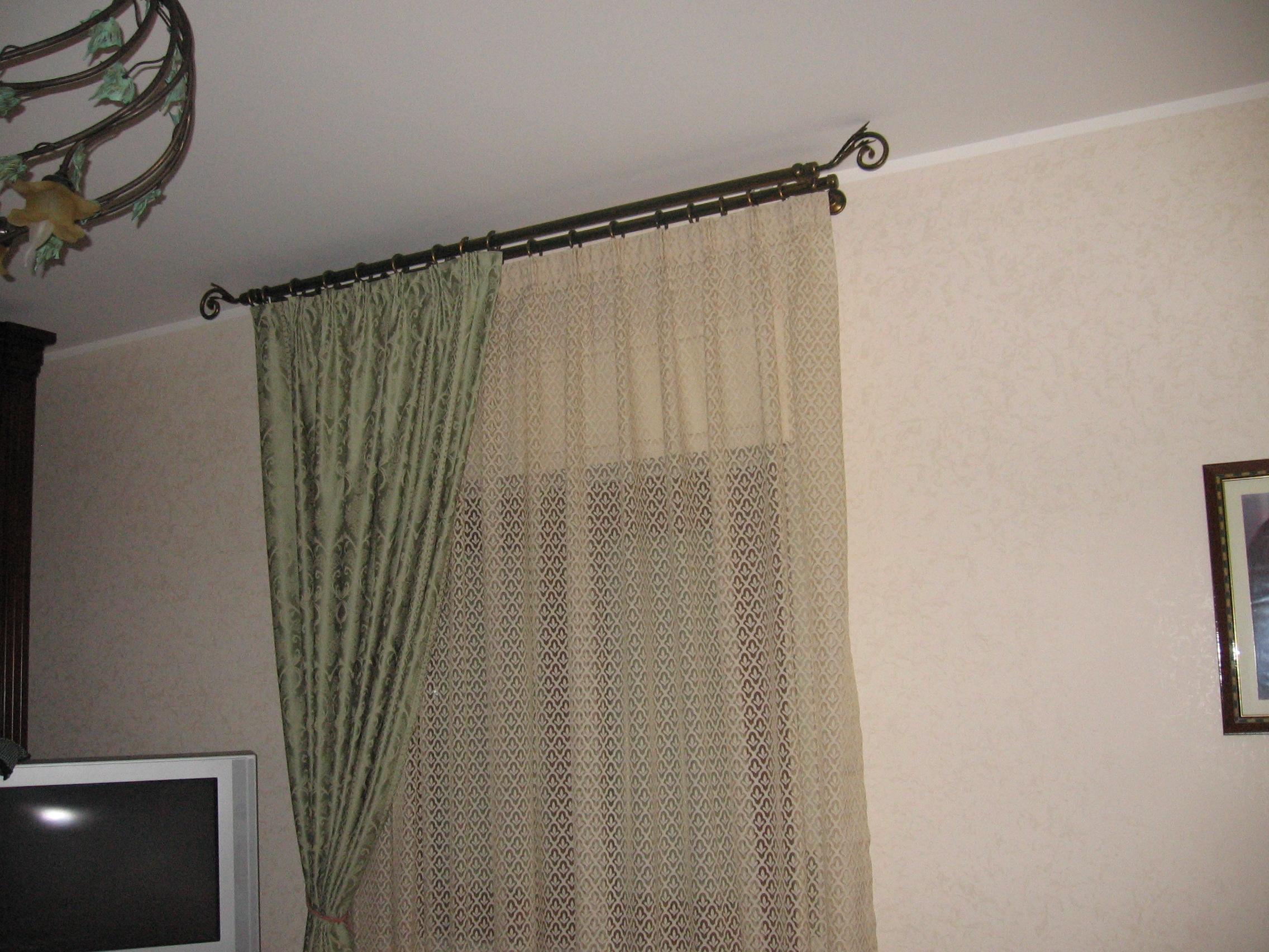 Tende per interno - Tenda doccia fai da te ...