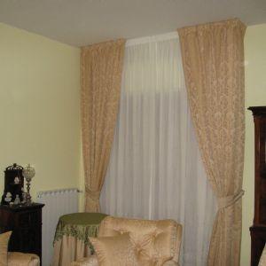 Tende a soffitto con binario decorare la tua casa for Tende a binario